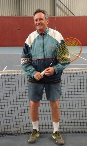 Animateur tennis